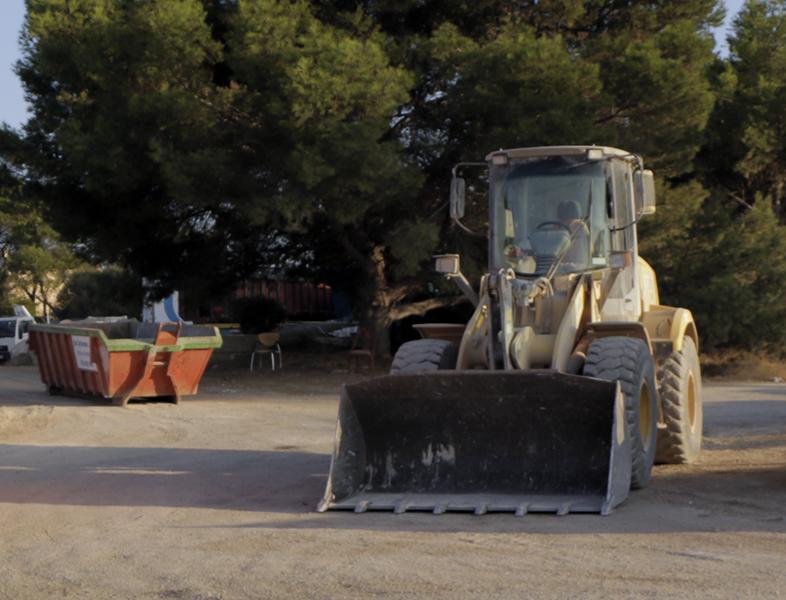 excavaciones en Mallorca